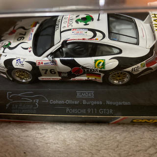 PORSCHE 911 GT3R(ミニカー)
