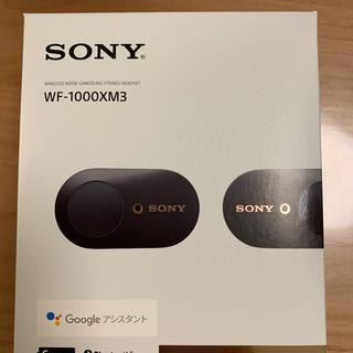 SONY - SONY WF-1000XM3(B)