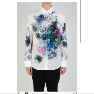 ラッドミュージシャン(LAD MUSICIAN)の20ss スタンダードシャツ 新品 定価以下(シャツ)