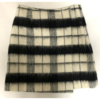 MERCURYDUO - 【まみ様専用】マーキュリーデュオ♪チェック柄キュロットスカート Sサイズ