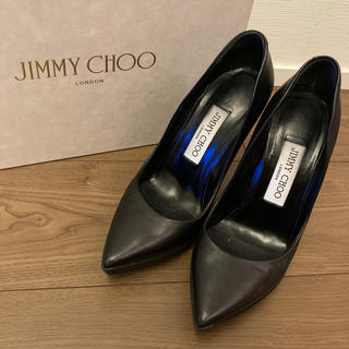 JIMMY CHOO - ジミーチュウ パンプス