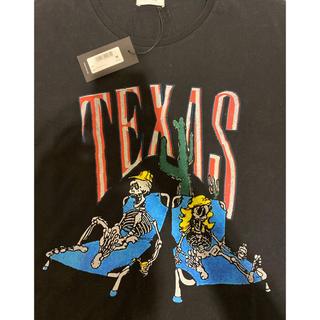 最終値下げ!RHUDE TEXAS T-shirts size M(Tシャツ/カットソー(半袖/袖なし))