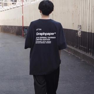 SUNSEA - Graphpaper aton コラボTシャツ