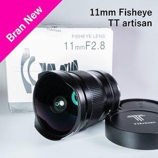 SONY - 新品!話題の魚眼 TTartisan 11mm Fisheye Sony αE