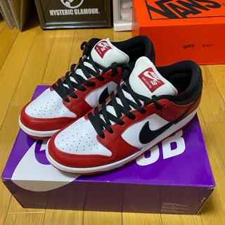 NIKE - 美品 NIKE SB DUNK LOW PRO CHICAGO シカゴ US10
