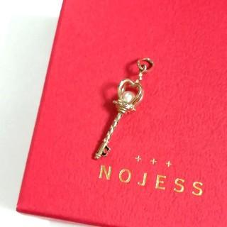 ノジェス(NOJESS)のノジェス NOJESS K10 鍵ネックレスチャーム(ネックレス)