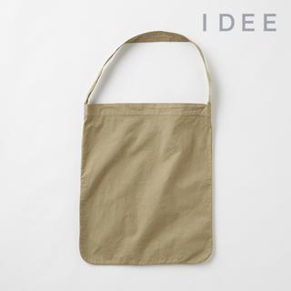 イデー(IDEE)のPOOL いろいろの服 ワンショルダートート  オリーブ (トートバッグ)