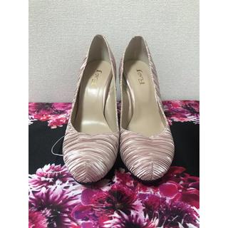 フラッグジェイ(FLAG-J)の靴(ハイヒール/パンプス)