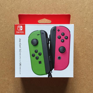 Nintendo Switch - 【新品】switch ジョイコン