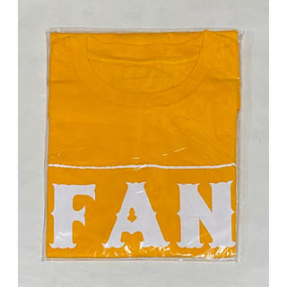 AAA - AAA FFF 2019 グッズ Tシャツ オレンジ 橙