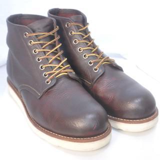 ホーキンス(HAWKINS)のHAWKINS ホーキンス ブーツ 26cm ダークブラウン(ブーツ)