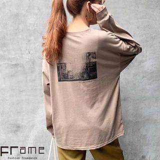 Ron Herman - 【新品】 2020新作 TC天竺長袖PHOTOプリントTシャツ