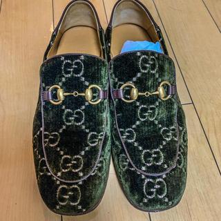 グッチ(Gucci)のGUCCI ローファー 箱付き(ローファー/革靴)
