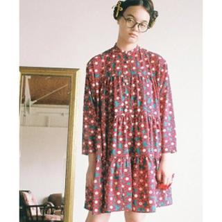 リトルサニーバイト(little sunny bite)のflower  dress / little sunny bite(ひざ丈ワンピース)