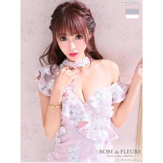ROBE - ROBE de FLEURS ローブドフルール