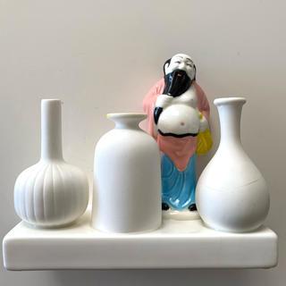 イケア(IKEA)のIKEA シノワズリ フラワーベース 花瓶(花瓶)