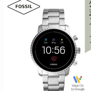 FOSSIL - フォッシル スマートウォッチタッチ FTW4011J