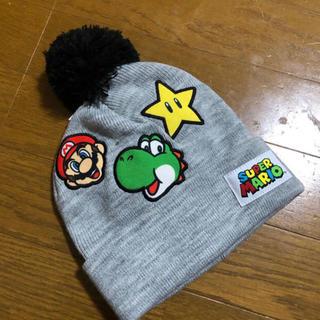 エイチアンドエム(H&M)の【新品】H&M マリオ ニット帽(帽子)