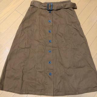 バックナンバー(BACK NUMBER)のBACK NUMBER バックナンバー スカート Mサイズ(ロングスカート)