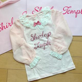 シャーリーテンプル(Shirley Temple)のシャーリーテンプル🎀カットソー 110センチ(Tシャツ/カットソー)