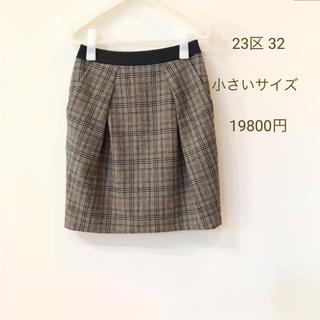 ニジュウサンク(23区)のスカート(ひざ丈スカート)