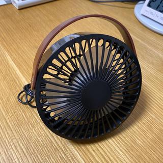 ニトリ(ニトリ)のUSB デスクファン(扇風機)