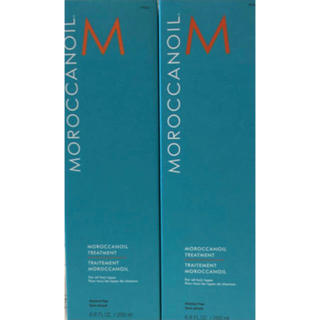 Moroccan oil - モロッカンオイル 200ml  2本セット 新品未使用