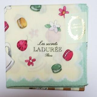 ラデュレ(LADUREE)の新品未使用  LADUREE ハンカチ(ハンカチ)