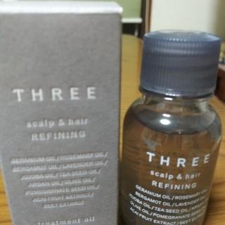 スリー(THREE)のTHREE トリートメントオイル(オイル/美容液)