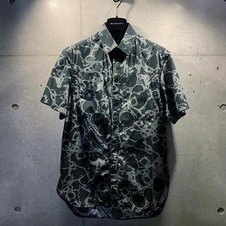 Balenciaga - BALENCIAGA 2015SS メカニカルシャツ