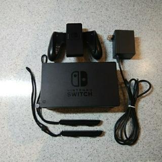 Nintendo Switch - 特価!任天堂スイッチ付属品&おまけ付き