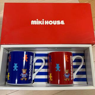 ミキハウス(mikihouse)のミキハウス マグカップ(グラス/カップ)