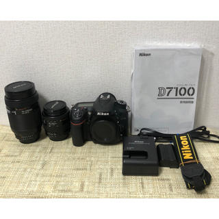 Nikon - NiKON ニコンD7100レンズセット