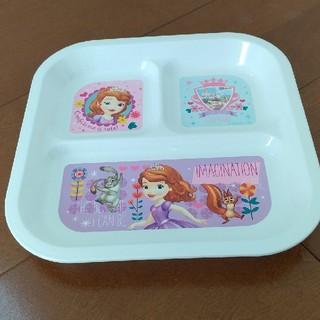 Disney - ランチプレート皿(プチプチなし)
