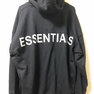 FEAR OF GOD - Fear of God ESSENTIALS パーカー