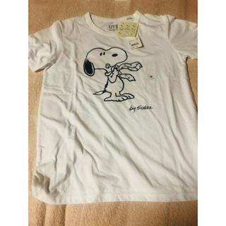 UNIQLO - UNIQLOのスヌーピーTシャツ 売り切りたい為値下げ中