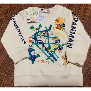 アンパンマン(アンパンマン)の最終お値下げ 新品 アンパンマン トレーナー 90センチ(Tシャツ/カットソー)