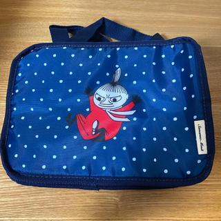 Little Me - リンネル付録 ムーミン 保冷バッグ