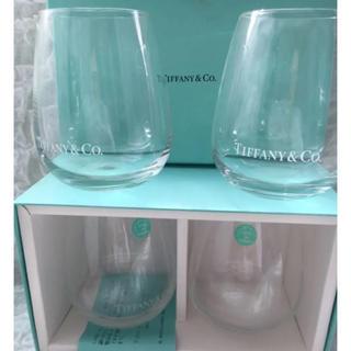 Tiffany & Co. - ティファニー ペアグラス 4個セット