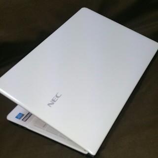 エヌイーシー(NEC)の高スペック/爆速4コア/第3世代 i7/SSD/ノートパソコン/美品(ノートPC)