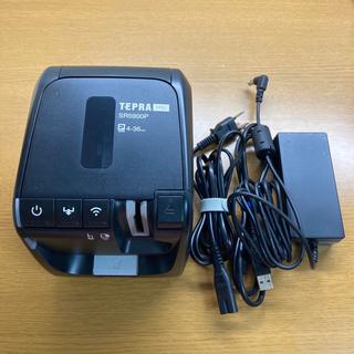 キングジム - ラベルプリンター テプラ PRO SR5900P SR5900 ラベルライター
