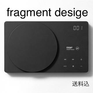 FRAGMENT - 藤原ヒロシ 「BCPLAY_FRAGMENT SAMPLER」CDプレイヤー