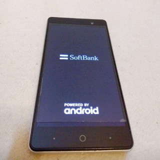 Softbank - シンプルスタイル Libero2 Softbank プリペイドスマホ