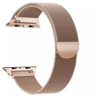 アップルウォッチ(Apple Watch)のApple Watch  アップルウォッチ ミラネーゼ バンド ベルト(金属ベルト)