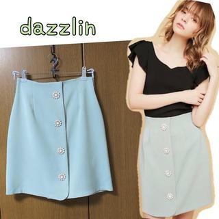 ダズリン(dazzlin)のスカート(ミニスカート)