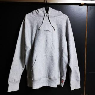 Supreme - Supreme 18fw Trademark Hooded Sweatshirt