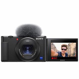 SONY - ソニー Vlog用カメラ VLOGCAM ZV-1