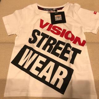 ヴィジョン ストリート ウェア(VISION STREET WEAR)のヴィジョン vision Tシャツ キッズ 120(Tシャツ/カットソー)