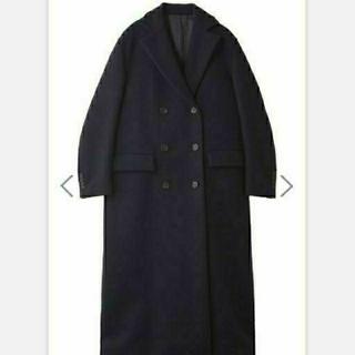 ドゥーズィエムクラス(DEUXIEME CLASSE)のイレーヴ ウールカシミヤメルトン コート (チェスターコート)