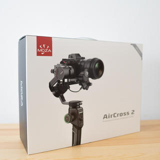 SONY - 【本日のお値引き品】Moza Aircross 2 ジンバル  スタビライザー